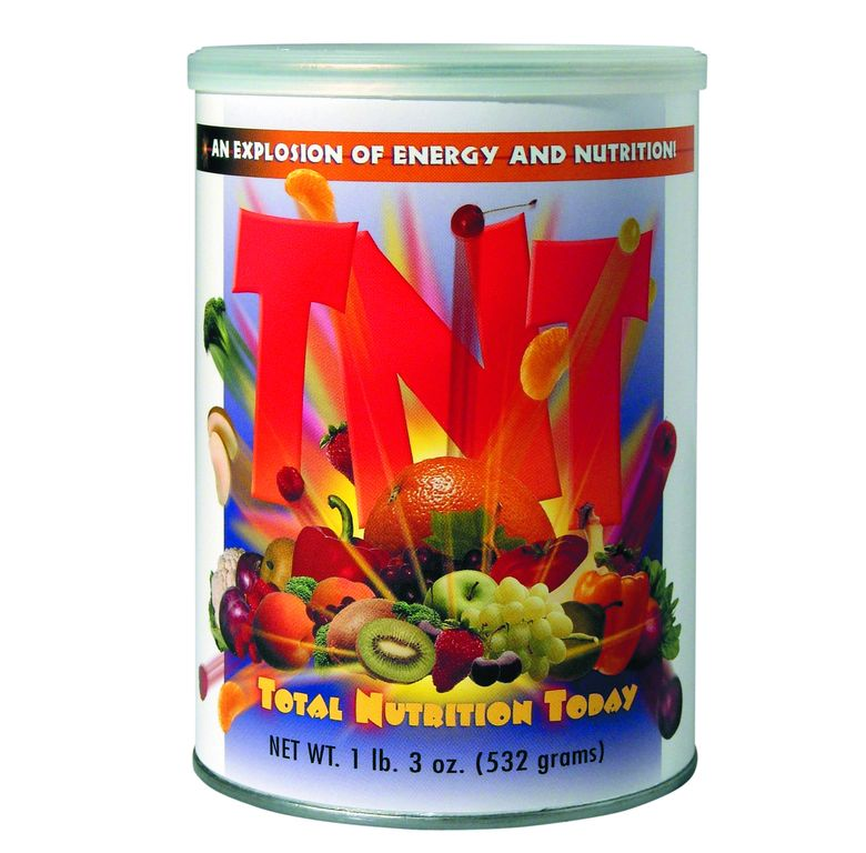 TNT, Ти Эн Ти, Total Nutrition Today