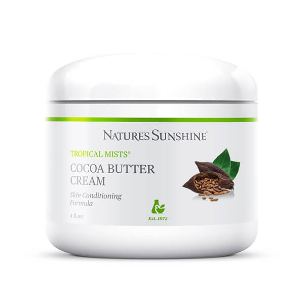 Conditioning cream with cocoa butter