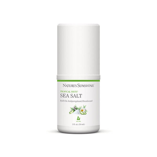Sea Salt Roll-On Antiperspirant/Deodorant